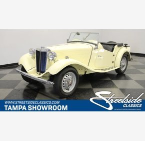 1951 MG MG-TD for sale 101434243