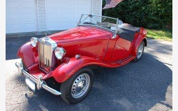 1951 MG MG-TD for sale 101613586