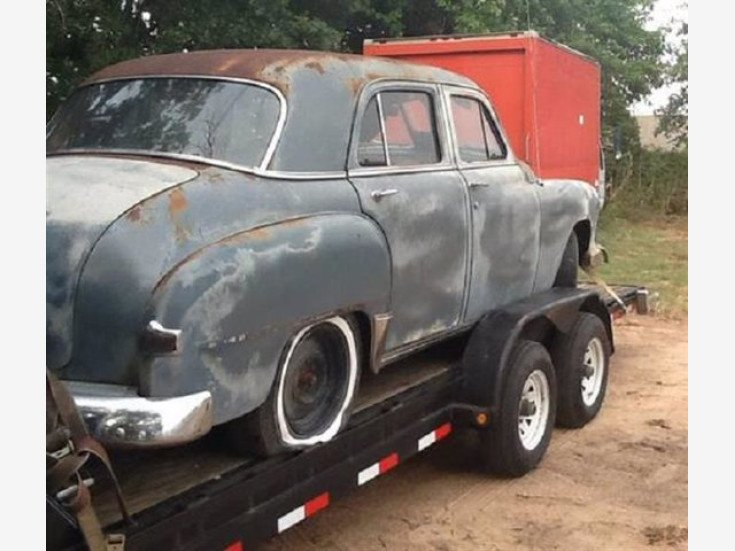 1951 Plymouth Cambridge for sale 101534885