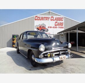 1951 Plymouth Cranbrook for sale 101193448