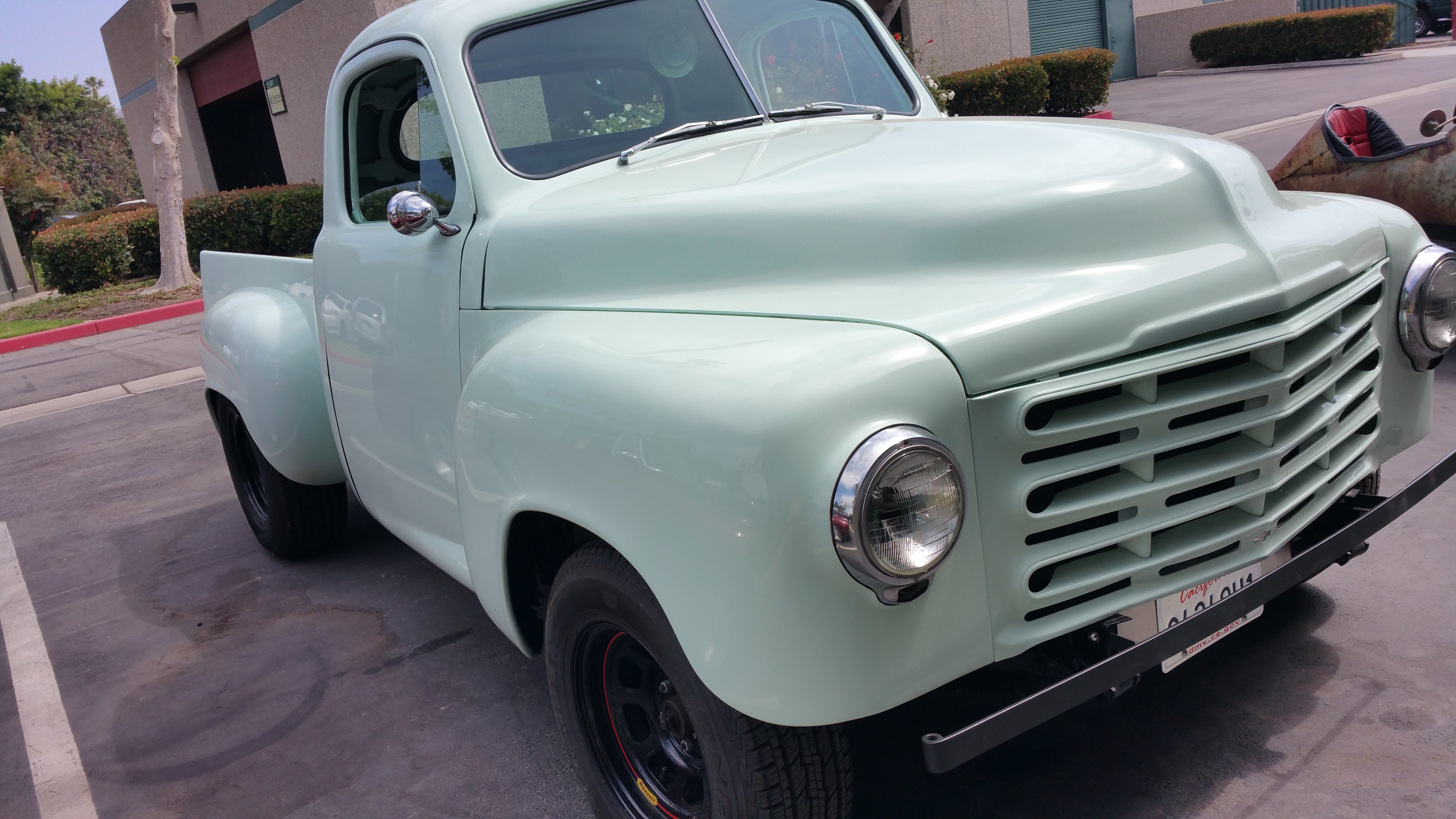 Studebaker Pickup Classics For Sale On Autotrader 1955 Ford F100 Paint Colors