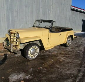 1951 Willys Jeepster for sale 101085490
