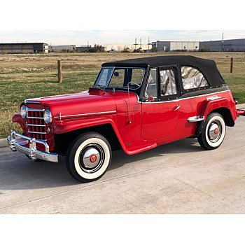 1951 Willys Jeepster for sale 101346382