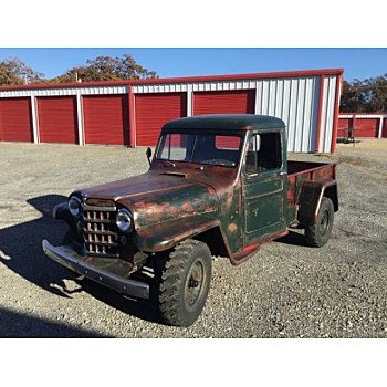 1951 Willys Pickup for sale 101237762