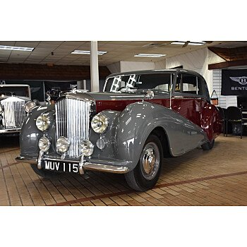 1952 Bentley Mark VI for sale 101484484
