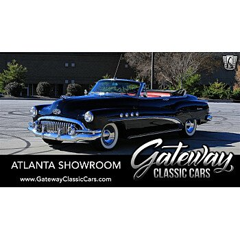 1952 Buick Roadmaster for sale 101245141