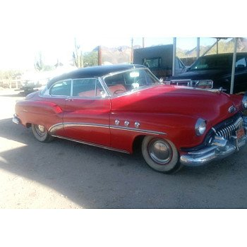 1952 Buick Super for sale 101285226