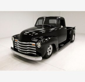 1952 Chevrolet 3100 for sale 101236064