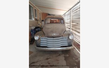 1952 Chevrolet 3100 for sale 101321281