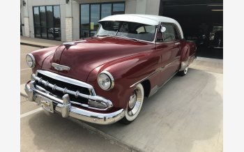 1952 Chevrolet Bel Air for sale 101226250