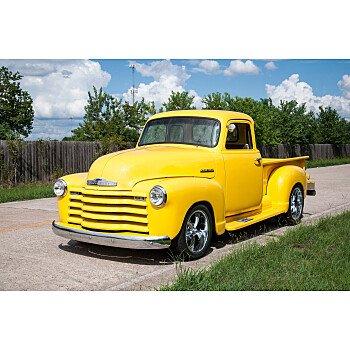 1952 Chevrolet Custom for sale 101346679