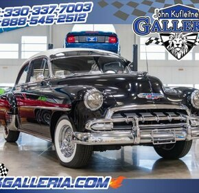 1952 Chevrolet Styleline for sale 101040122