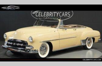 1952 Chevrolet Styleline for sale 101224116