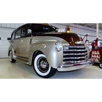 1952 Chevrolet Suburban for sale 100975983