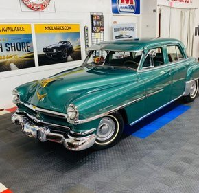 1952 Chrysler Saratoga for sale 101322209