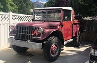 1952 Dodge M37 for sale 101342473