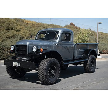 1952 Dodge Power Wagon for sale 101036882