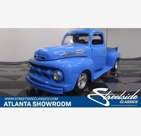 1952 Ford F1 for sale 100975800