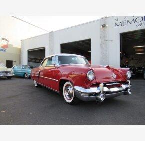 1952 Lincoln Capri for sale 101237189
