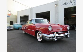 1952 Lincoln Capri for sale 101237189