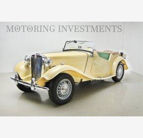1952 MG MG-TD for sale 101212868