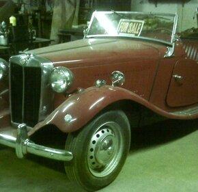 1952 MG MG-TD for sale 101227412