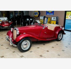 1952 MG MG-TD for sale 101257145