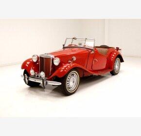 1952 MG MG-TD for sale 101398509
