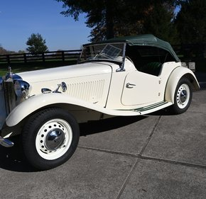 1952 MG MG-TD for sale 101403818