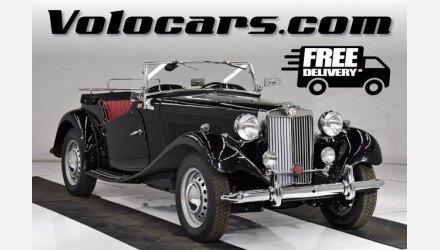 1952 MG MG-TD for sale 101470579