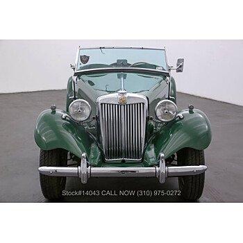 1952 MG MG-TD for sale 101550507