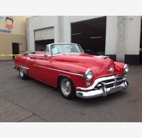 1952 Oldsmobile 88 for sale 101007769