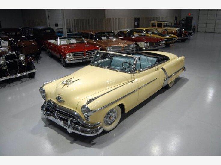 1952 Oldsmobile Ninety-Eight for sale 101546180