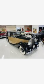 1952 Rolls-Royce Silver Wraith for sale 101407101