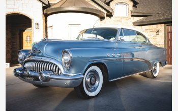 1953 Buick Riviera Coupe for sale 101335145