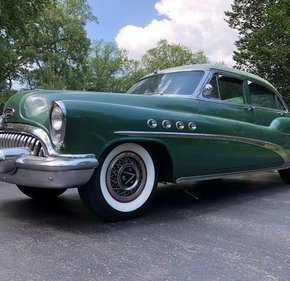 1953 Buick Roadmaster for sale 101297888