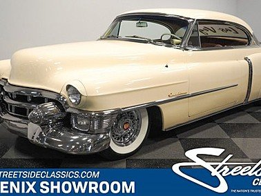 1953 Cadillac Series 62 for sale 101318116