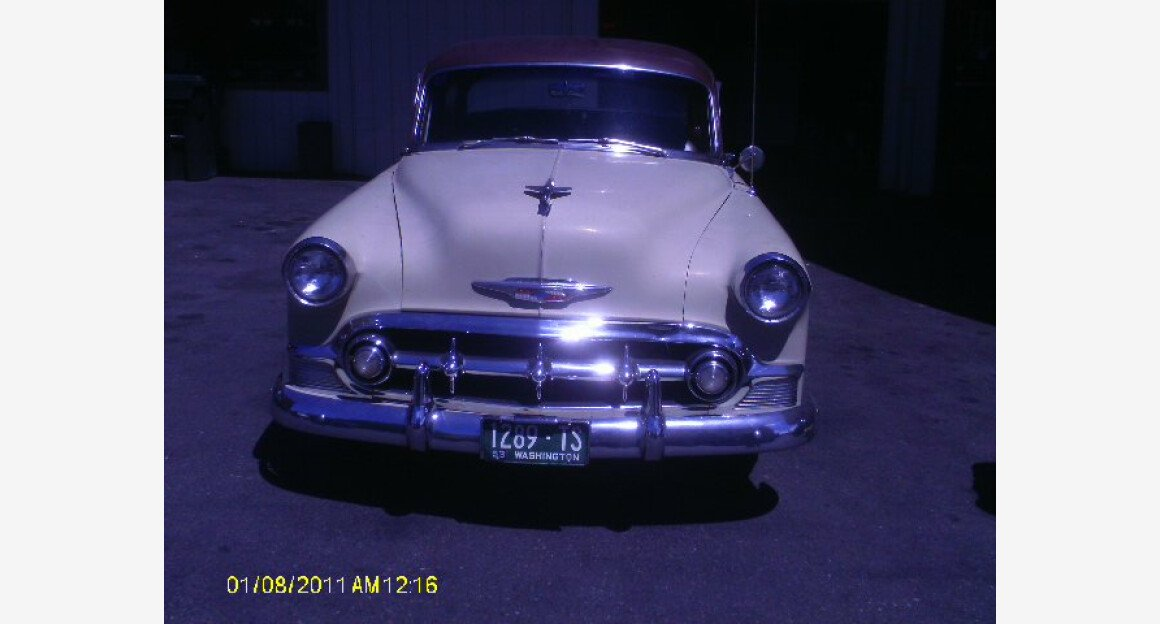 1953 Chevrolet Bel Air for sale 100995683