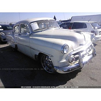 1953 Chevrolet Bel Air for sale 101015064