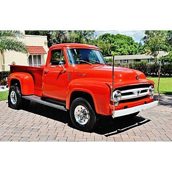 1953 Ford F100 for sale 101009591