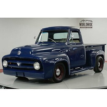 1953 Ford F100 for sale 101072521