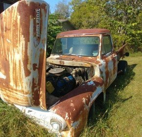 1953 Ford F100 2WD Regular Cab for sale 101000951