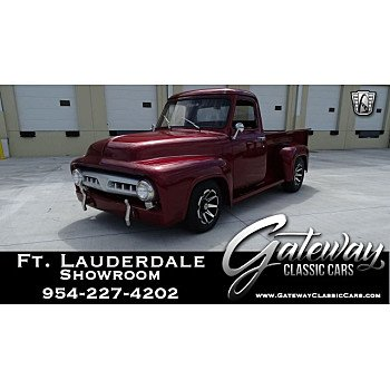 1953 Ford F100 for sale 101139487