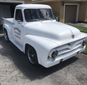 1953 Ford F100 2WD Regular Cab for sale 101218863