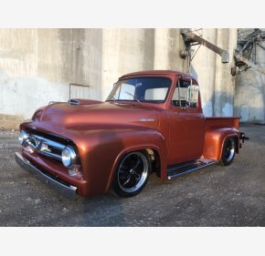 1953 Ford F100 2WD Regular Cab for sale 101288930