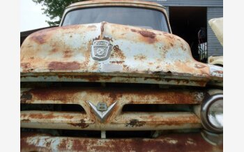 1953 Ford F100 2WD Regular Cab for sale 101410950