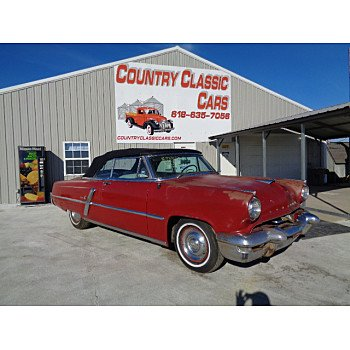 1953 Lincoln Capri for sale 101026358
