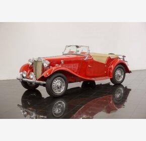1953 MG MG-TD for sale 101046871