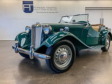 1953 MG MG-TD for sale 101135771