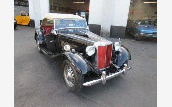 1953 MG MG-TD for sale 101300646